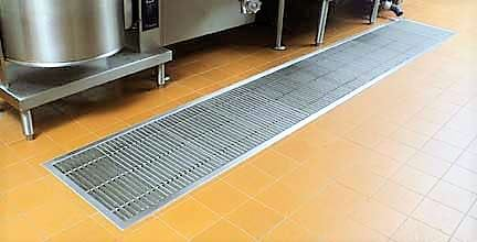 Floor Troughs Perfection Stainless 3