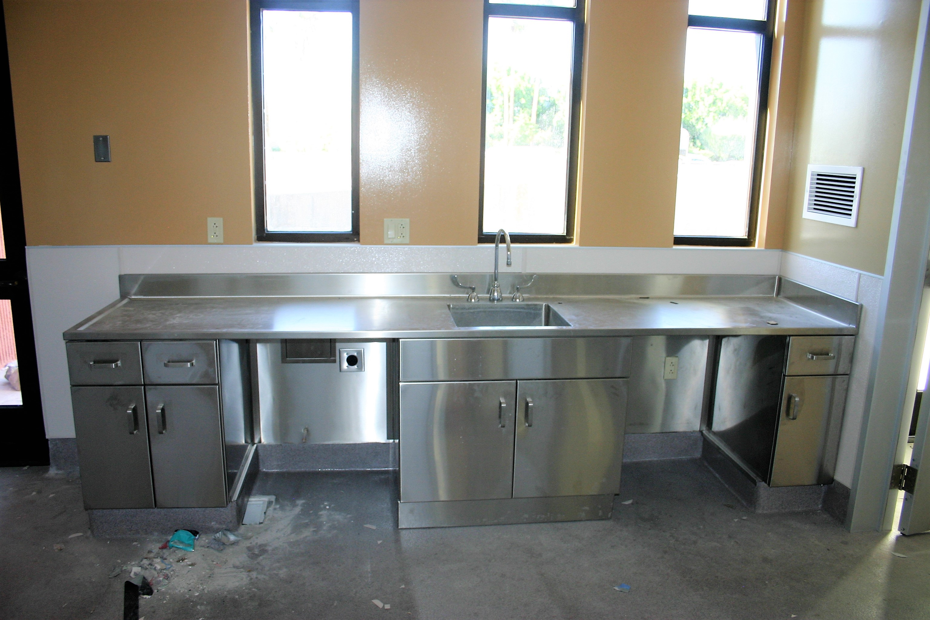 Laboratory Perfection Stainless 5