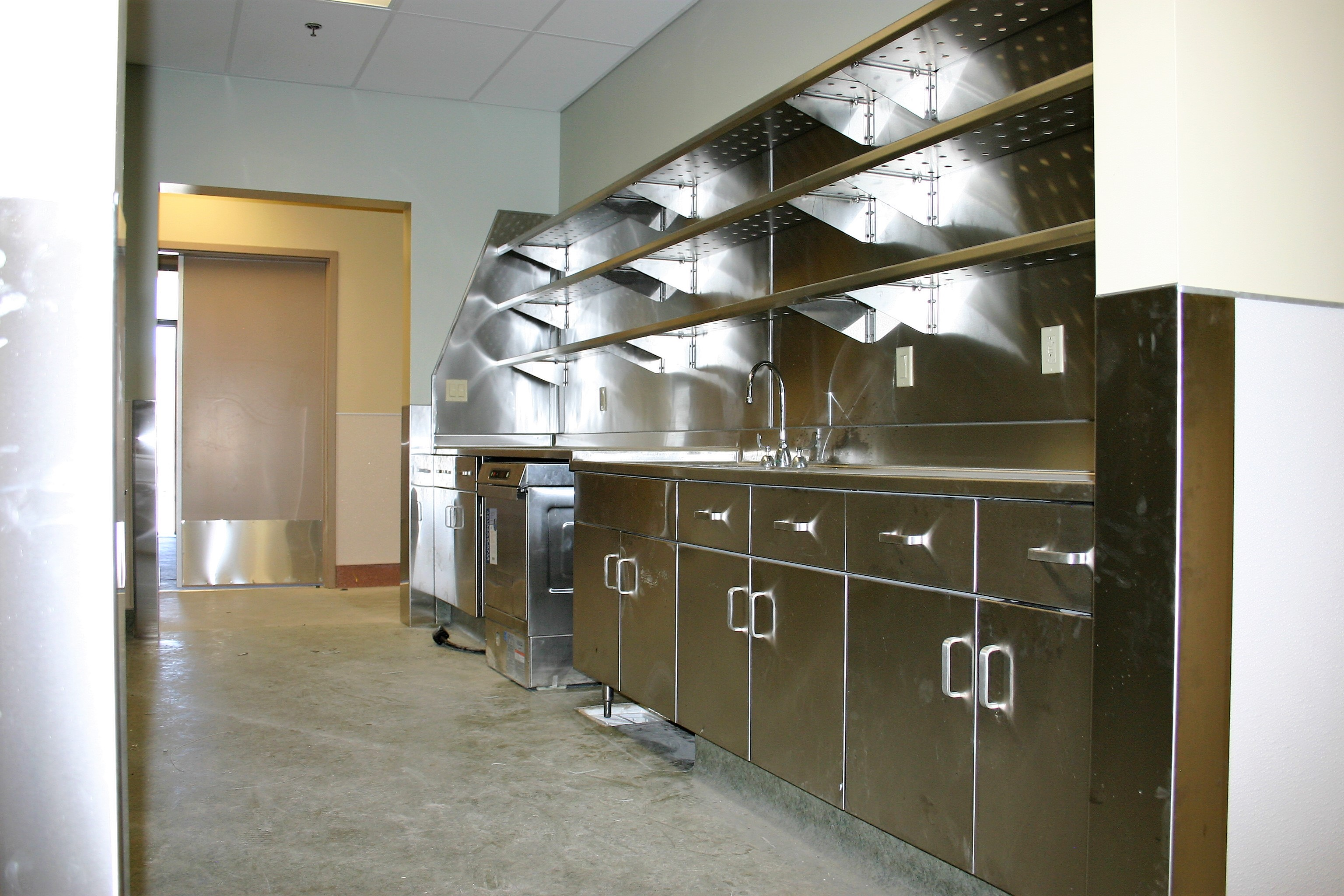 Laboratory Perfection Stainless 6