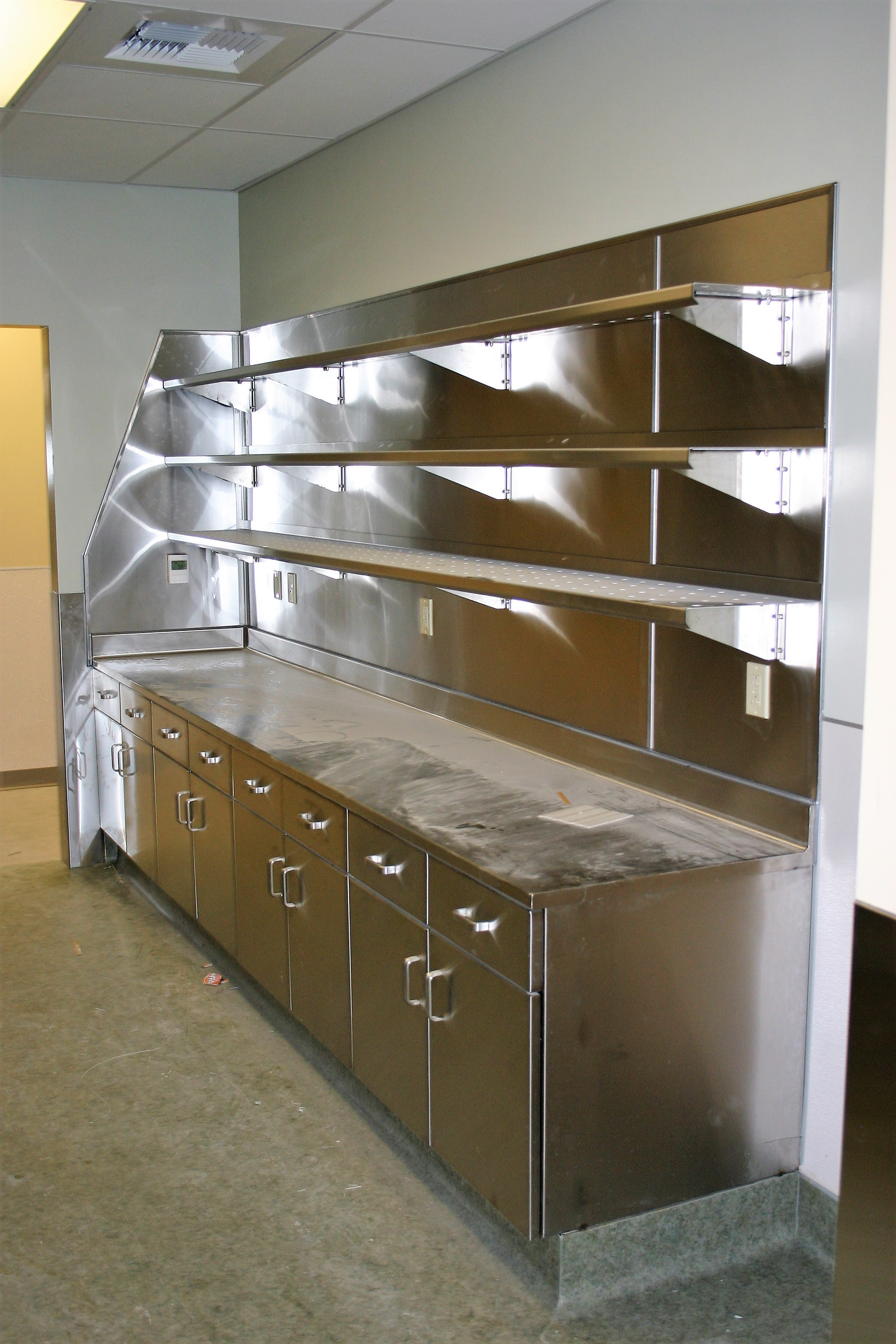 Laboratory Perfection Stainless 7