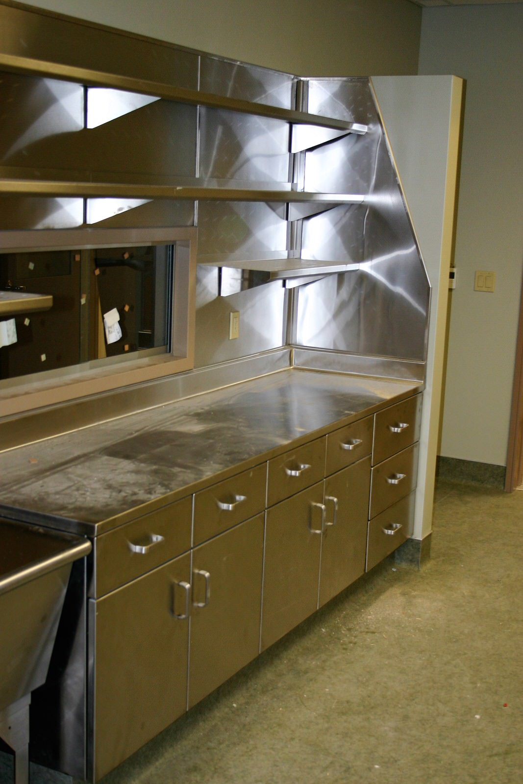 Laboratory Perfection Stainless 8