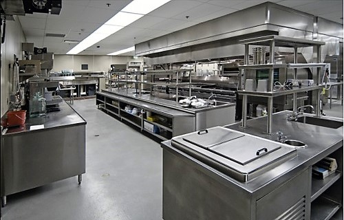 Large Facility Kitchens perfection stainless 1
