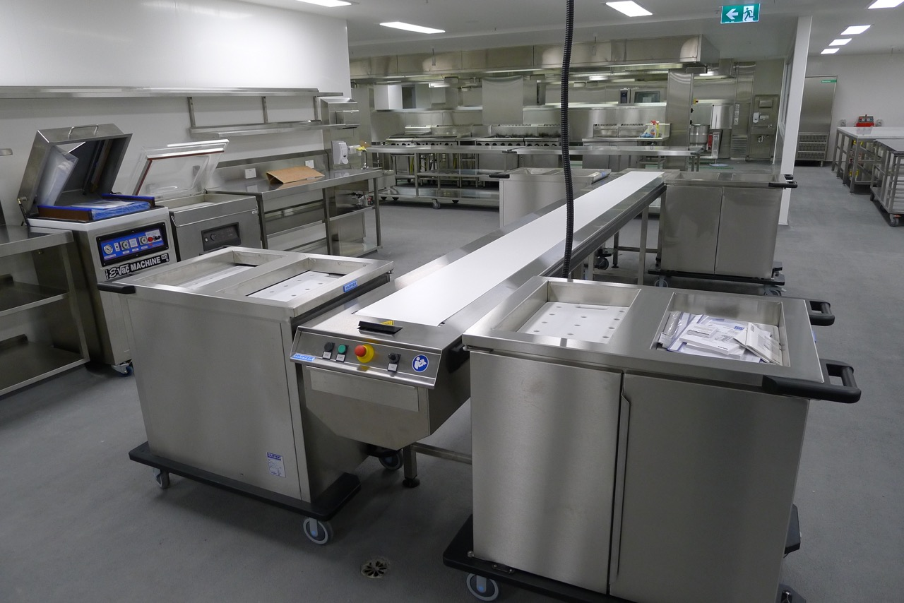 Large Facility Kitchens perfection stainless 4