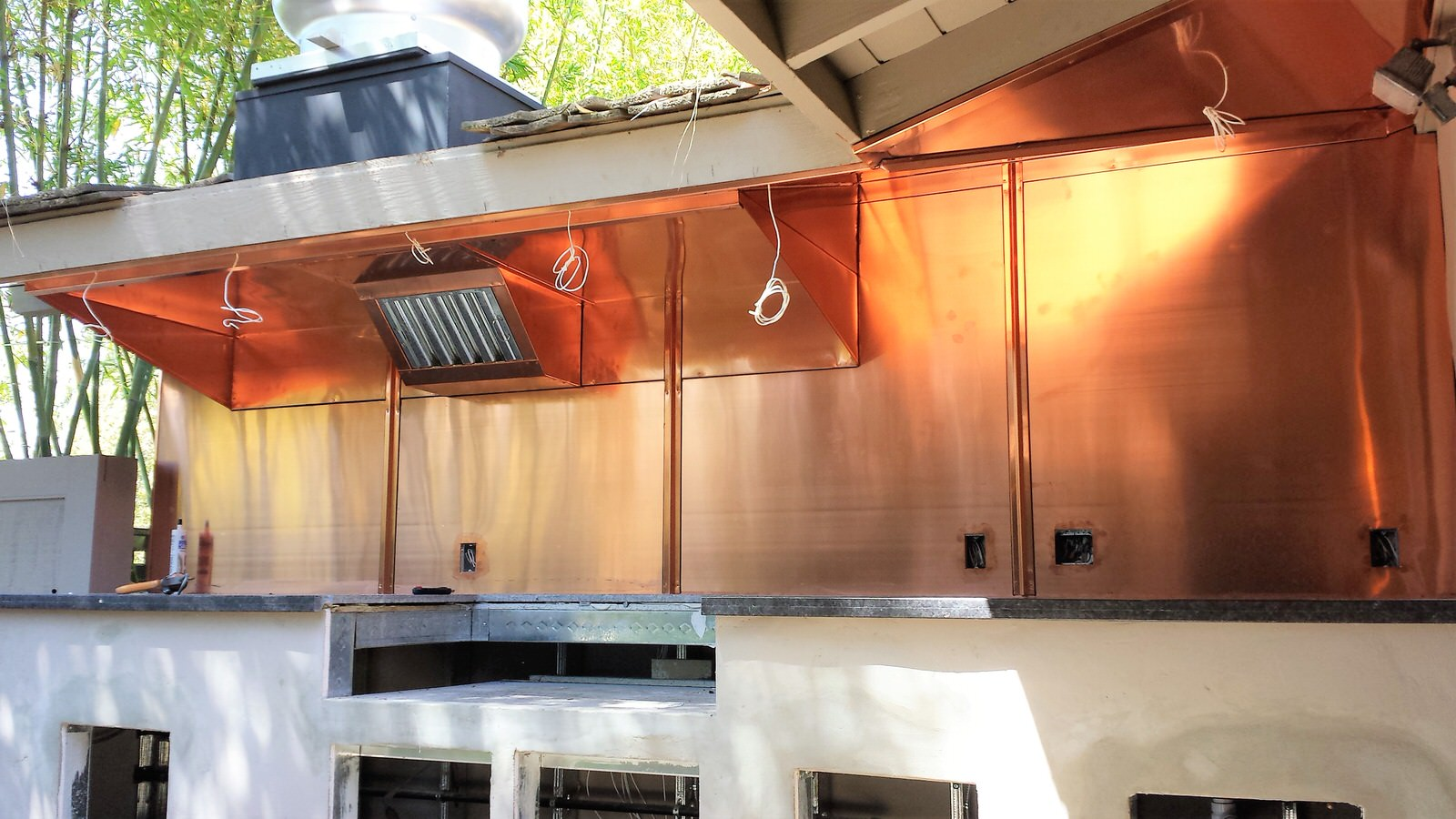 Outdoor Kitchens Perfection Stainless 1
