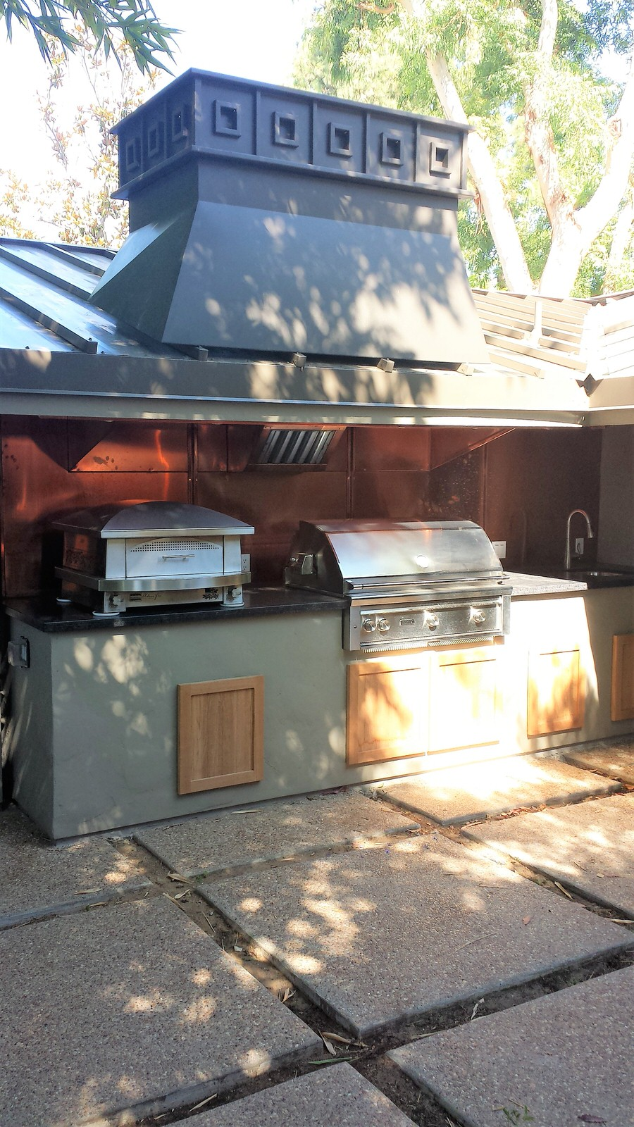 Outdoor Kitchens Perfection Stainless 3