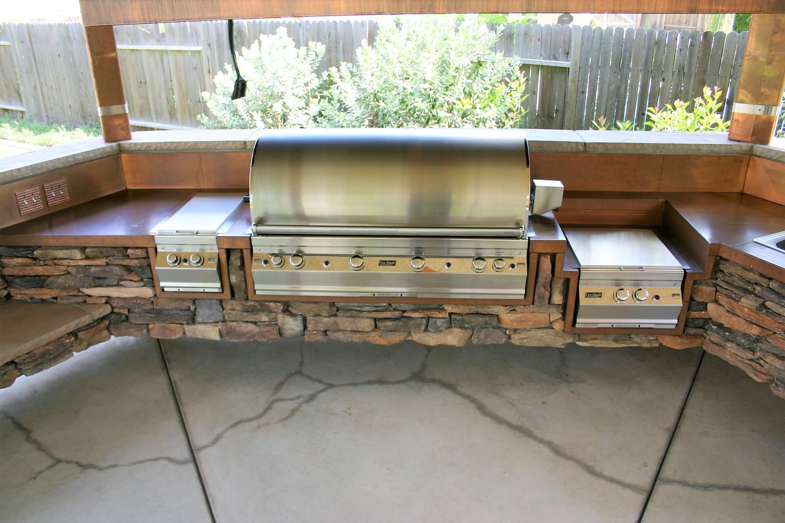 Outdoor Kitchens Perfection Stainless 6