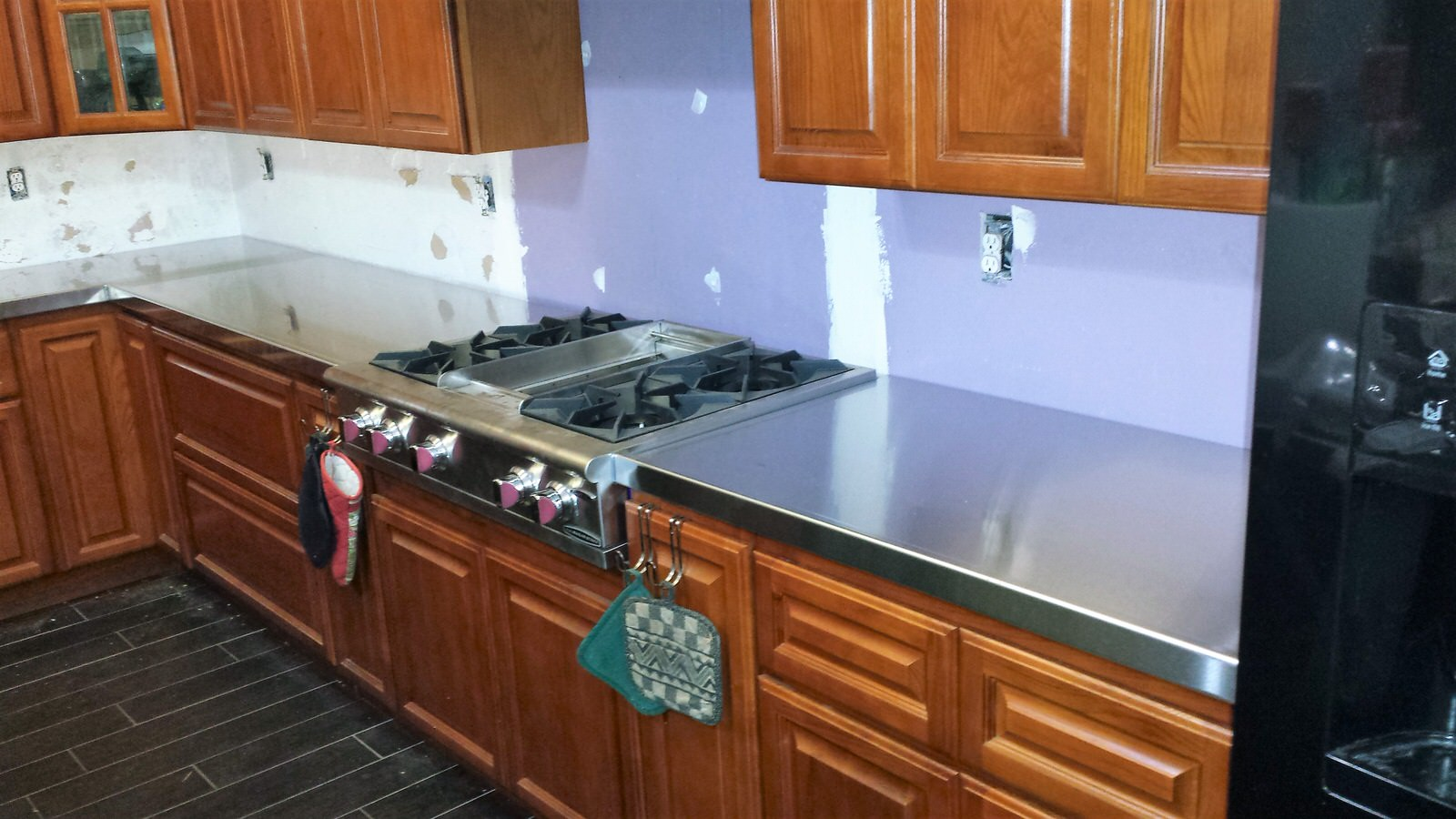 Residential Countertops Perfection stainless 2