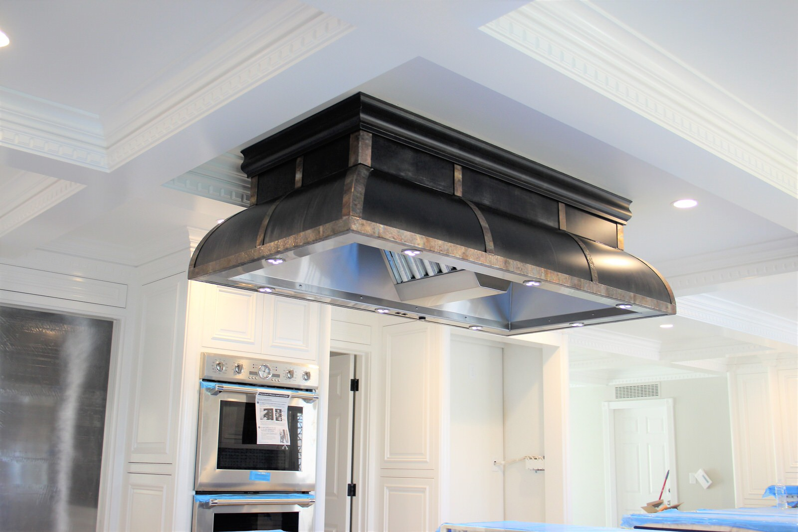 Residential Exhaust Hoods Perfection stainless 16
