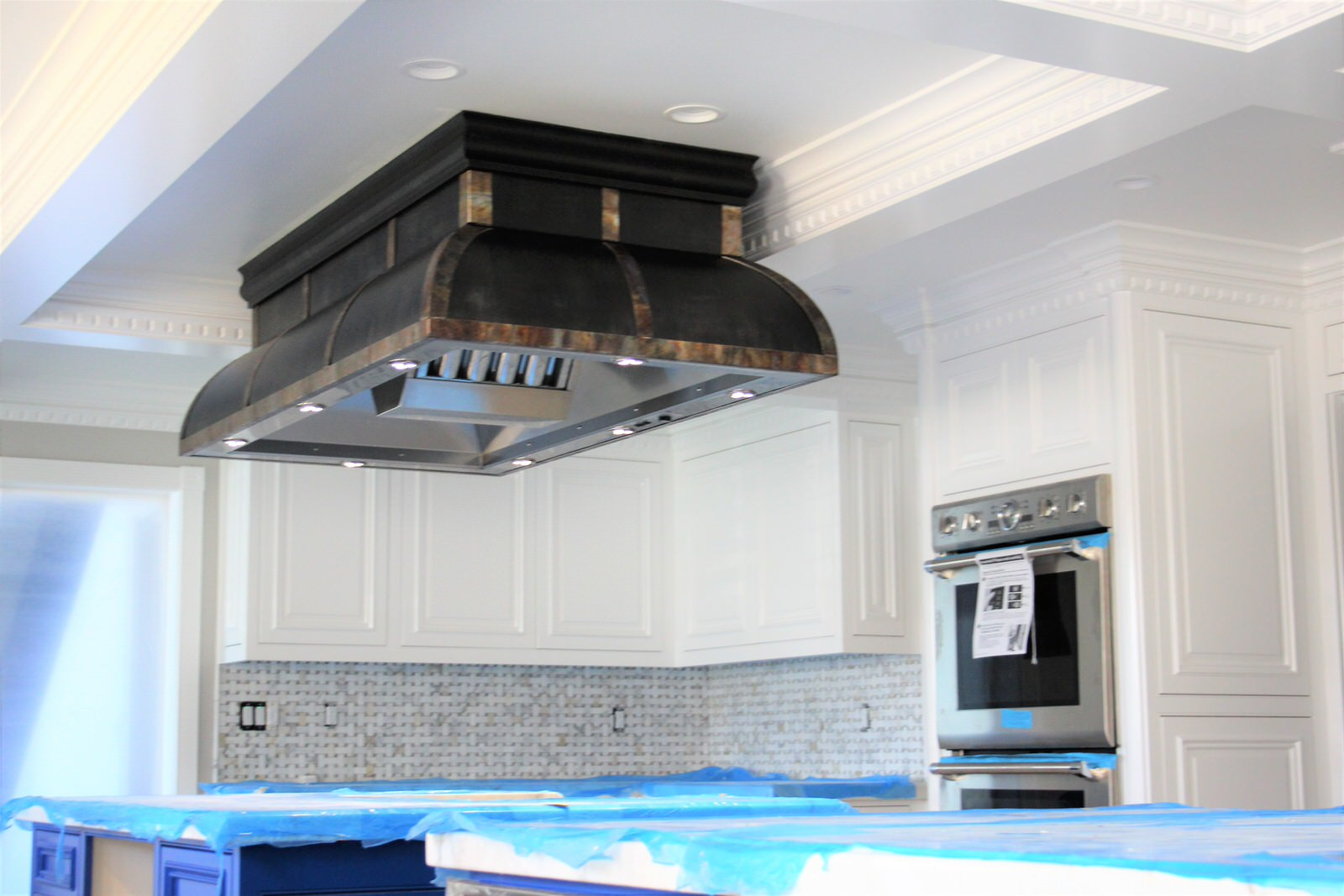 Residential Exhaust Hoods Perfection stainless 17