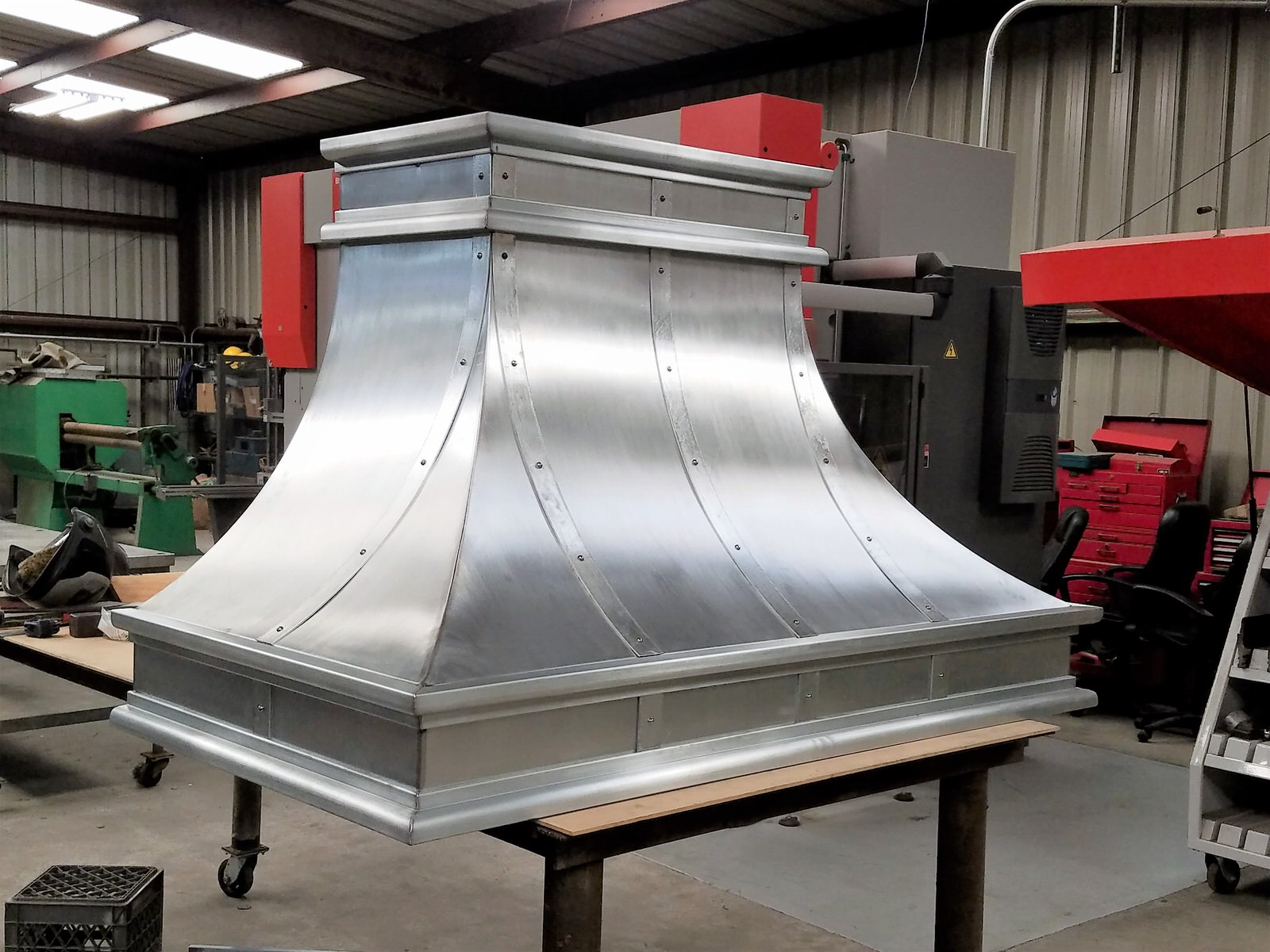 Residential Exhaust Hoods Perfection stainless 7