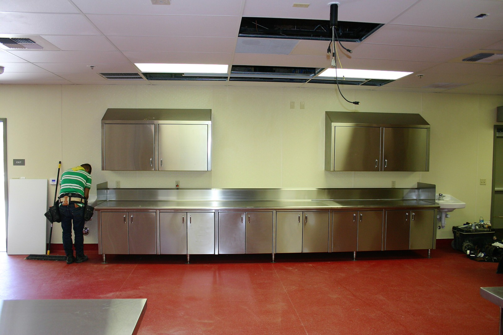 Stainless Cabinetry Perfection Stainless 5
