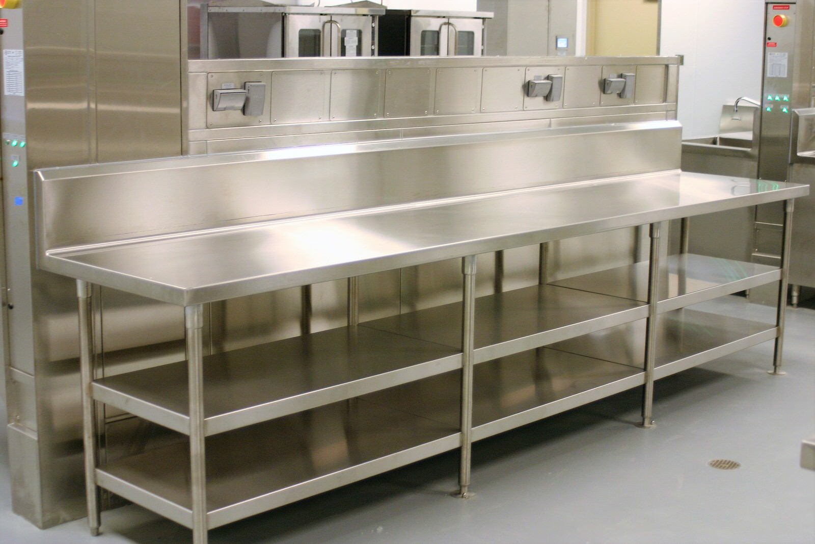 Utility Distribution Systems Perfection Stainless 3